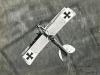 Avion militaire allemand (Slijpe)