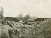Explosion d'un obus (Les Éparges)