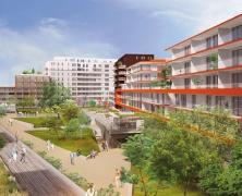6ème – Quartier des deux Rives (Strasbourg)
