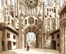 5ème – L'architecture au Moyen-Âge