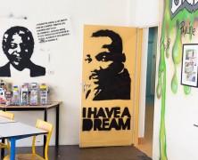 CM2/6ème – Projet Martin Luther King