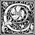 Lettrine_C - Copie
