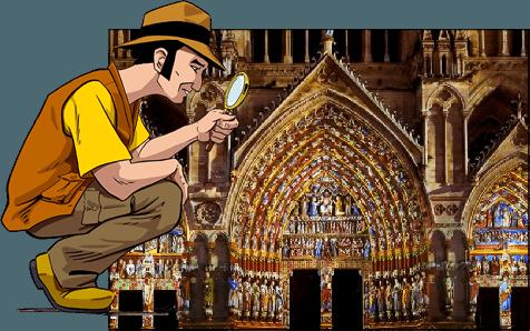 L'enquête – La cathédrale d'Amiens