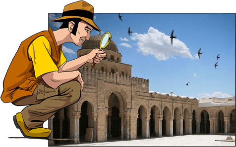L'enquête – La mosquée de Kairouan