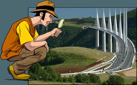 L'enquête – Le viaduc de Millau