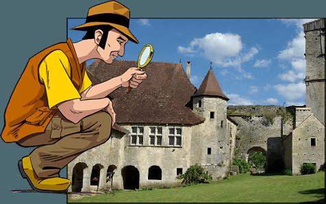 L'enquête – Le chateau d'Oricourt