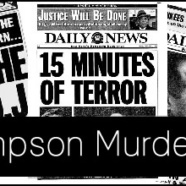 OJ Simpson Murder case