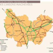 3ème / 3em SIA – Les aires urbaines en Bourgogne Franche-Comté