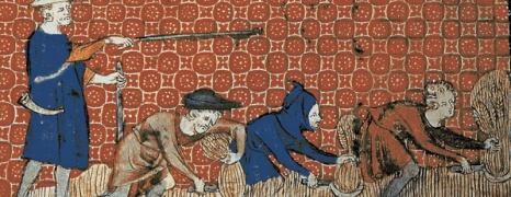 5ème SIA – The peasants' revolt of 1381