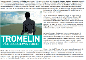 Tromelin Article France 24