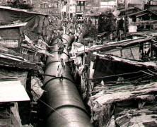 Vivre dans un bidonville à Mumbai