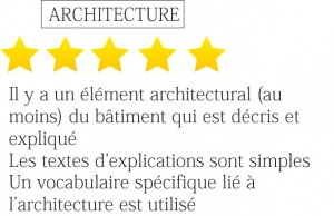 evaluation brochures architecture