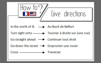 howtogivedirection