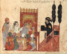 5ème – L'organisation de la ville musulmane (Damas)